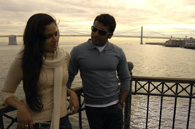 Kollywood Hero suriya, simran, sameera reddy and divya in Varanam Aayiram Movie - Photo Stills