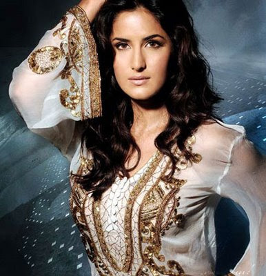 Bollywood actress Katrina Kaif in forthcoming film 'Yuvvraj'
