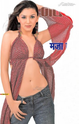 Bubbly girl Hansika is doing item song in Prabha's Billa which has Anushka and Namitha