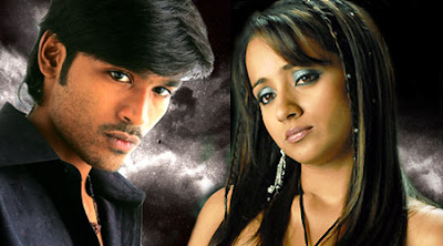 Trisha is Dhanush's heroine in Vetrimaran's new film