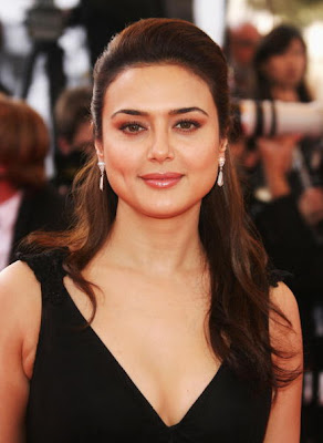 Preity Zinta was specially invited by the Prime Minister of New Zealand