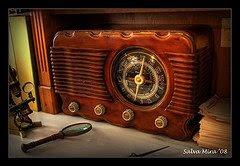 También mi fantasía nació escuchando radio...