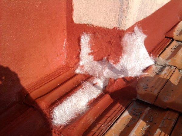 Tejados impermeabilizar medianerias pintura de - Dibujos de tejados ...