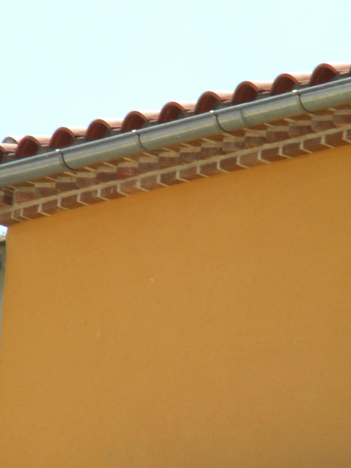 Los canalones reparar y limpiar canalones madrid foto de - Montaje de canalones ...