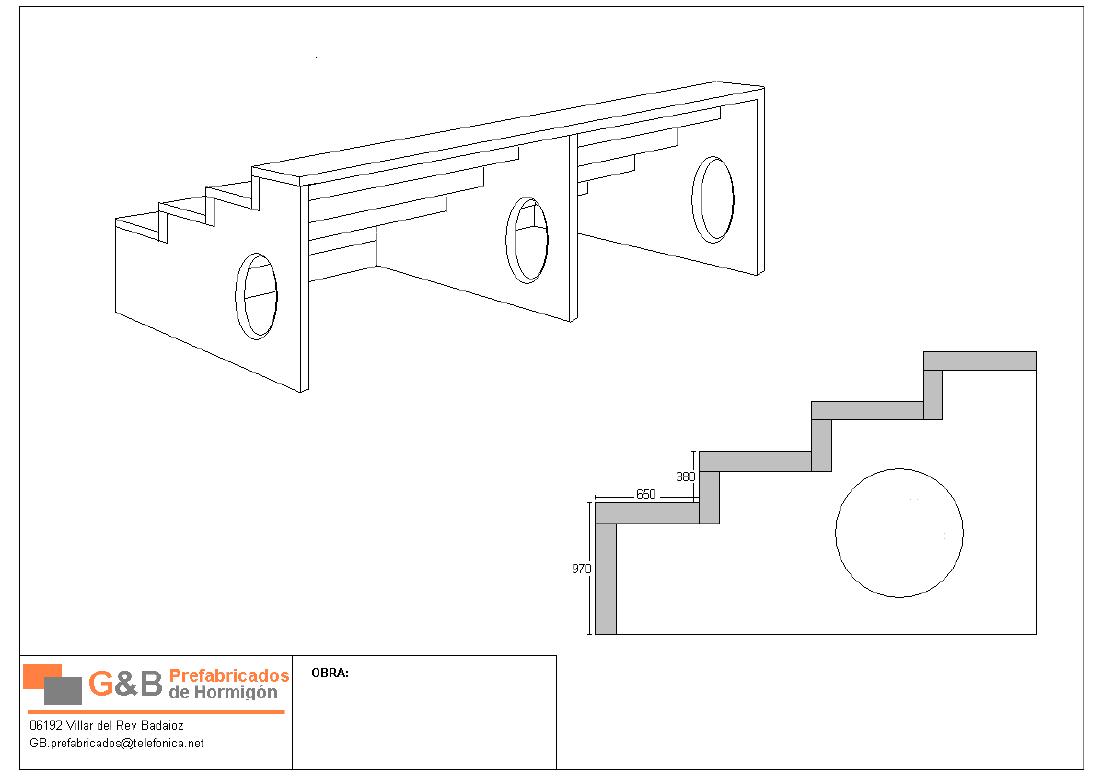 separadores de hormig n para paja y cereales placas On medidas de gradas