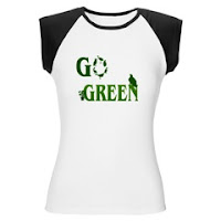 Go Green Birds Shirt from EcoGreenBags
