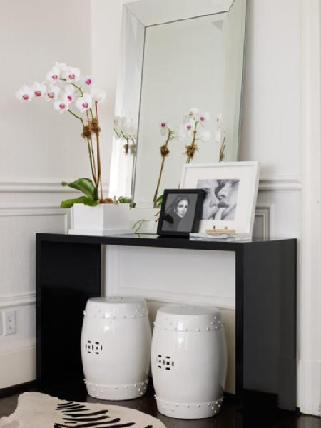 Remarkable Black and White Console Table 450 x 600 · 24 kB · jpeg