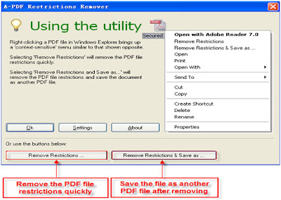Remove,Password,Restrictions,PDF File