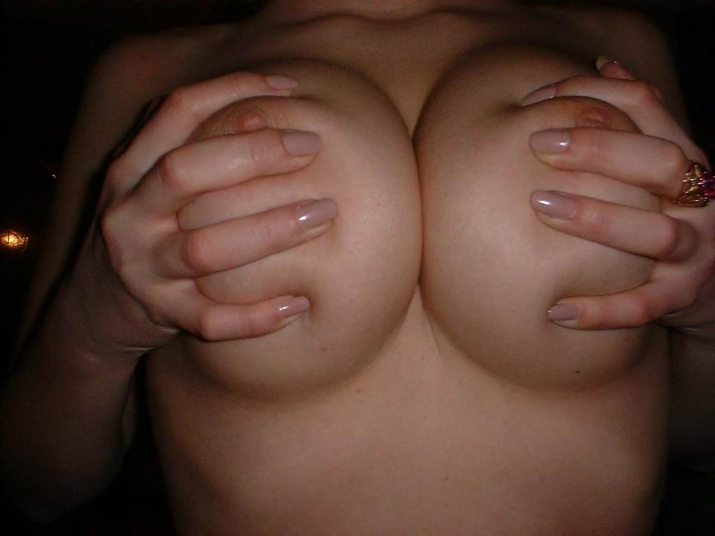 Big Tits Squeezing 41