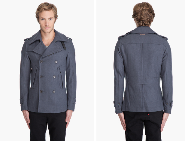 ... My pick of the week/Coup de coeur de la semaine - Diesel WITTOR PEACOAT