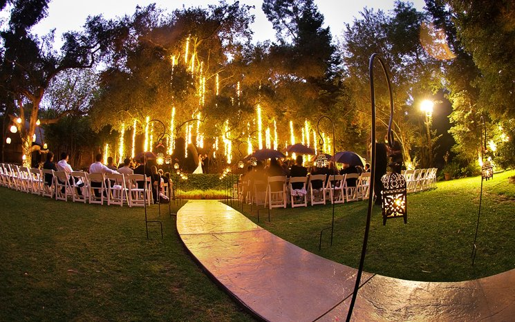 Duane Peck Wedding Photography: Night Time Wedding