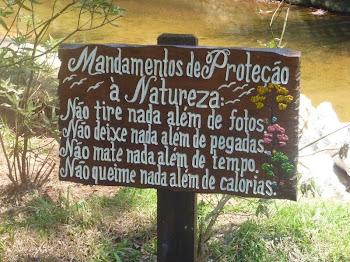 Mandamentos de Proteção Ambiental