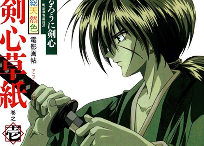 Wallpaper Mixs Samurai X Kenshin