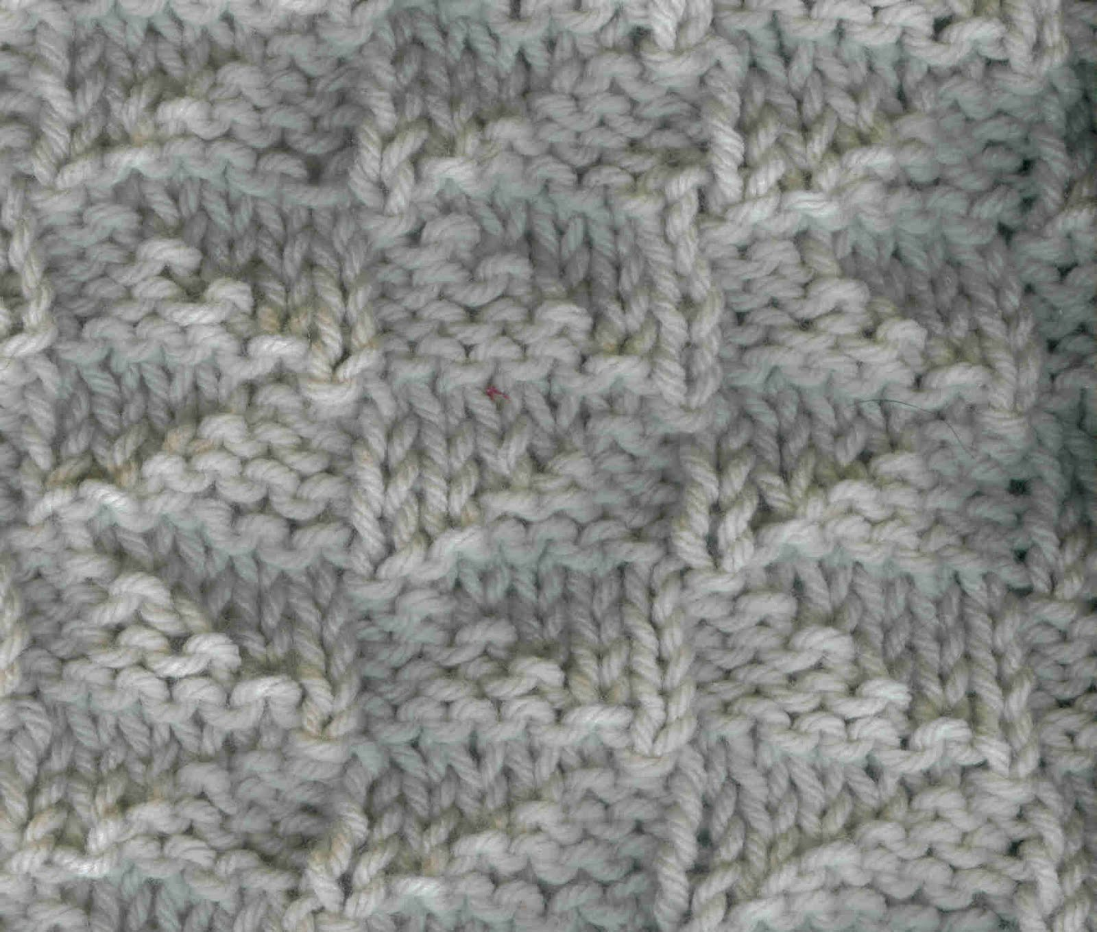 Knitting Pattern Jargon : jbarrett5: glossary and sample pictures of knit stitches