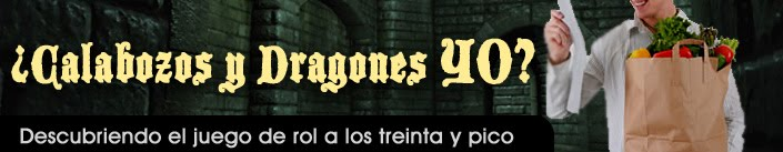 ¿Calabozos y Dragones Yo?