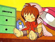 Bonequinho da Sakura-chan