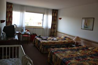 Hotel Mercure en la Autopista Sur de Francia - Aix-en-Povence