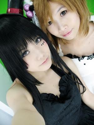 Cosplay - K-on ~ Grupo Mio+Akiyama14
