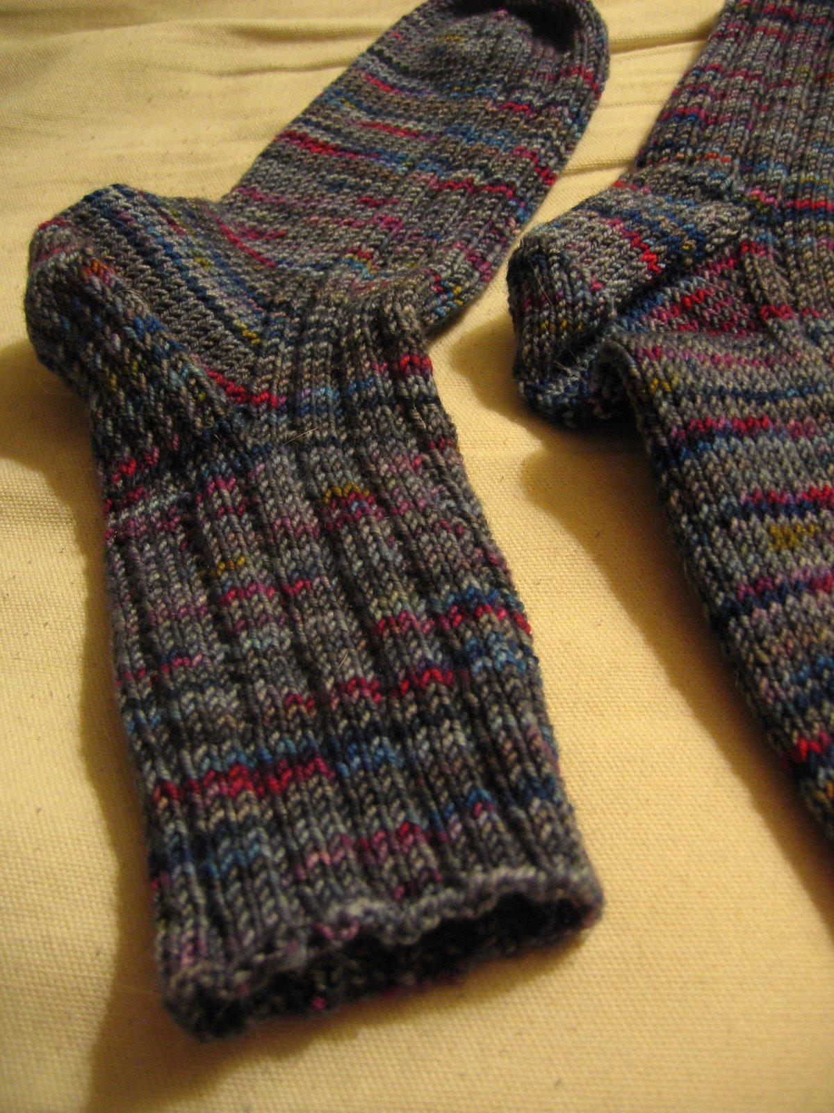 [Slate+Socks:+Closeup]