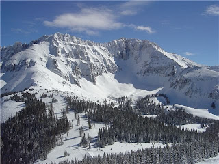 Palmyra Peak in Telluride