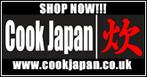 Visit Cook Japan Shop