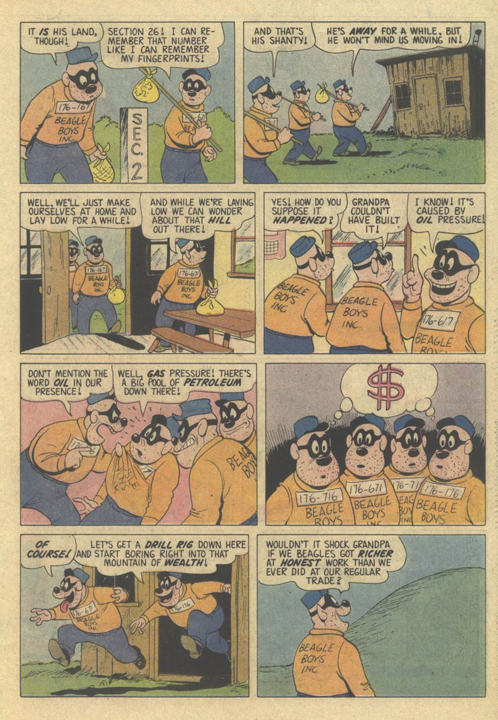 Uncle Scrooge (1953) Issue #209 #209 - English 19