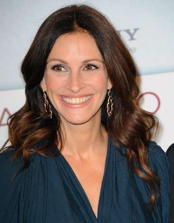 julia roberts hair colour. Guide to Growing Great Hair