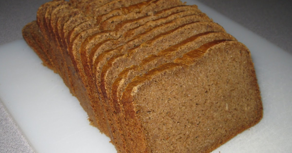 molasses bread machine