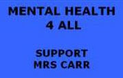 Calum Carr mental health appeal