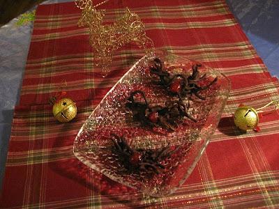 Marie est dans son assiette les petits bois de velours Better homes and gardens christmas special