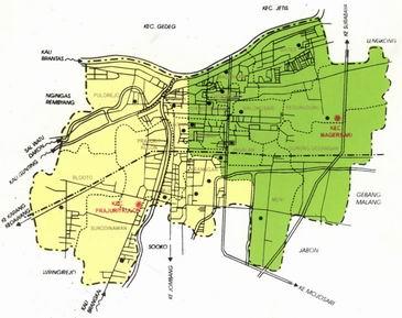 Kota Mojokerto adalah sebuah kota (dahulu daerah tingkat II berstatus