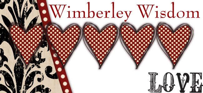 Wimberley Wisdom...