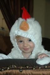 cluck cluck!