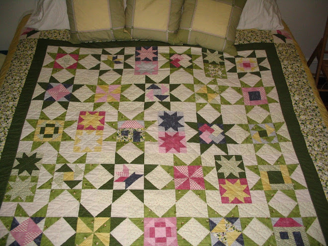 The Latest Quilt