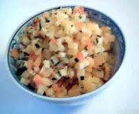 Rotfruktsallad