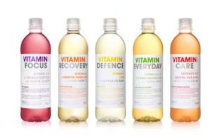 Vitamin Well's drycker