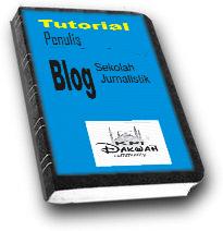 E-book tutorial menjadi penulis blog kpi dakwah