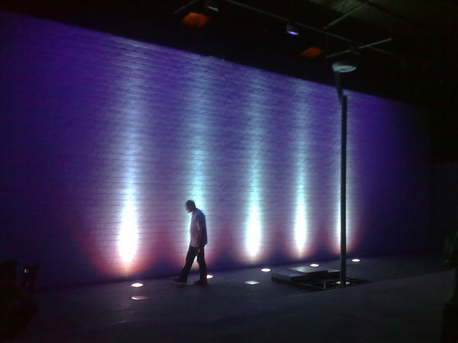 wall lighting effects. Beyond The Ordinary: One Night In Bangkok. Wall Lighting Effects L