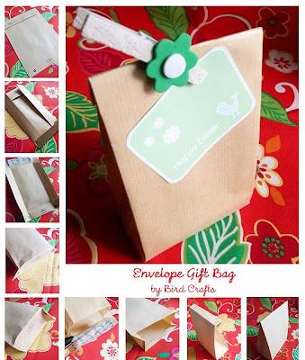 Envelope+gift+bag