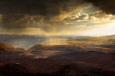 Storm over Zion by Peter Kunasz