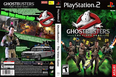Ghostbustersgame.com/psp Giveaway - Ghostbusters PSP Video Game