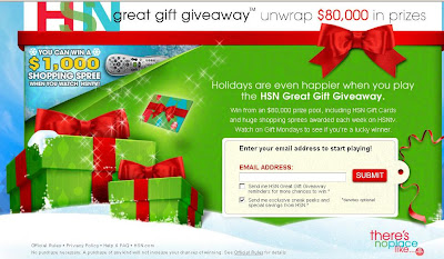 HSN.com Great Gift Giveaway