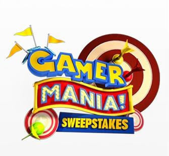 Disney.com/GamerMania - Disney.com Gamer Mania Sweepstakes