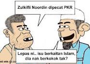 Zul Noordin Dipecat Dari PKR...