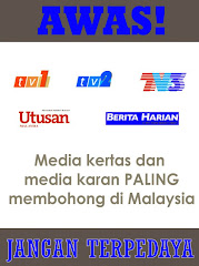 Boikot Media Penipu...!!!