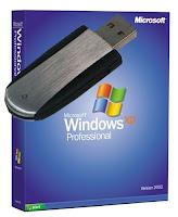 Windowns XP Professional Portátil