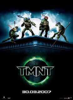 Teenage Mutant Ninja Turtles - Ninja rùa (2007)