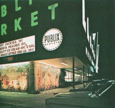 Pleasant Family Shopping: Publix Panache