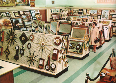Home Decor Stores on Pleasant Family Shopping  Woolworth S   The Largest Variety Store