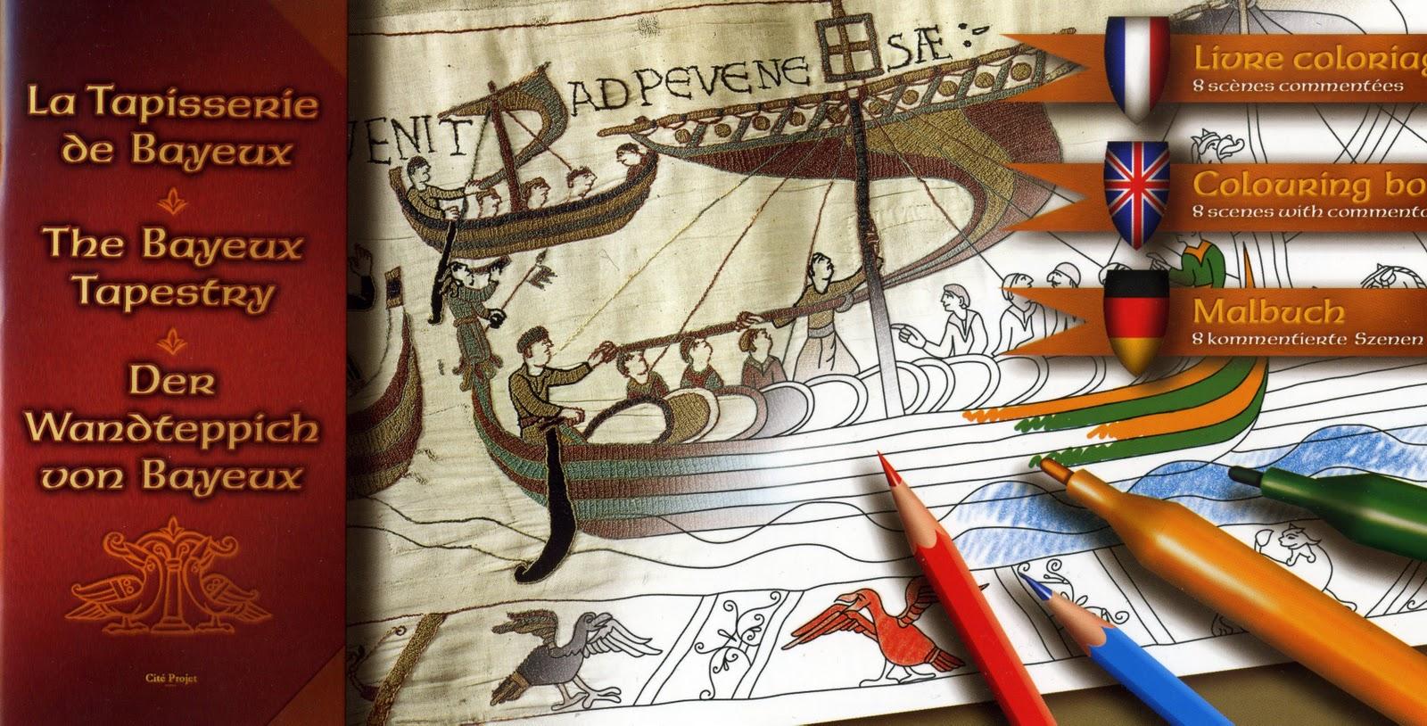 Neuvi me centenaire de guillaume le conqu rant - Comment decoller de la tapisserie ...